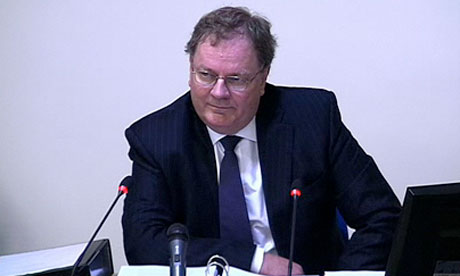 Leveson inquiry: Peter Wright