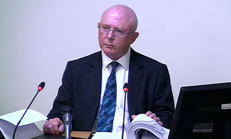 Leveson inquiry: Peter Hill