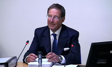 Leveson inquiry: Richard Desmond