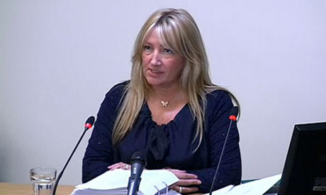 Leveson inquiry: Sly Bailey