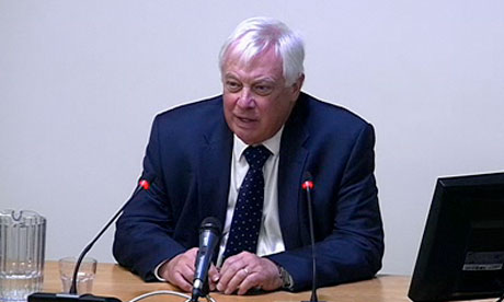 Leveson inquiry: Lord Patten