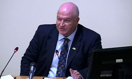 Leveson inquiry: Bob Crow