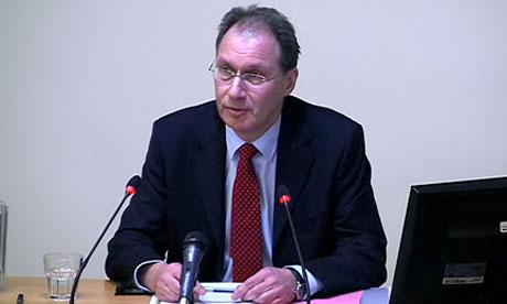 Leveson inquiry: Jonathan Grun