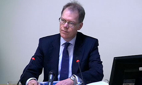 Leveson inquiry: Christopher Graham
