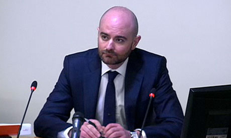 Leveson inquiry: Tim Toulmin