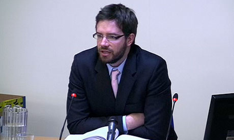Leveson inquiry: Stephan Abell
