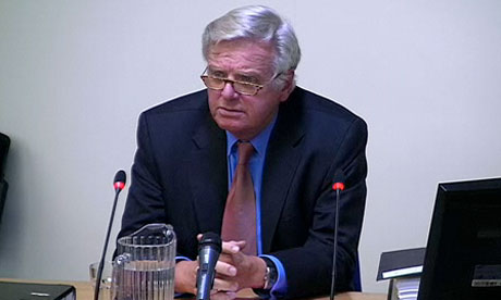 Leveson inquiry: Lord Grade