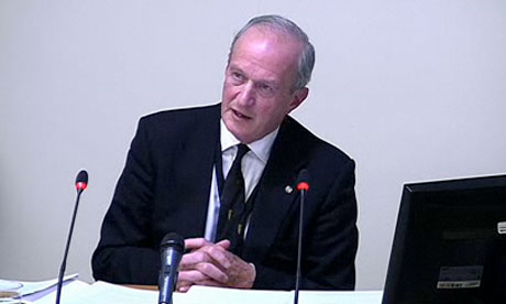Leveson inquiry: Lord Hunt