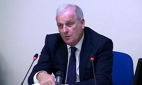Leveson inquiry: Kelvin MacKenzie