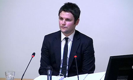 Leveson inquiry: Gordon Smart