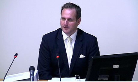Leveson inquiry: Duncan Larcombe
