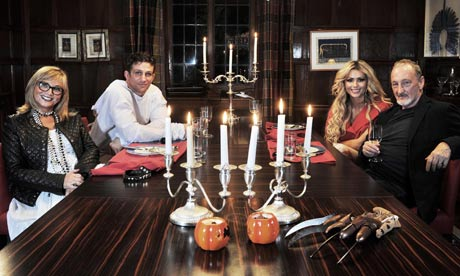 Come Dine With Me's Halloween special