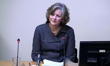 Leveson inquiry: Baroness Hollins