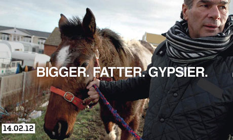 Big Fat Gypsy ad