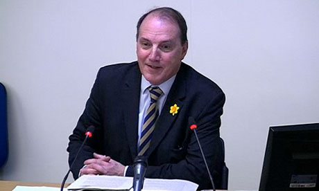 Leveson inquiry: Simon Hughes
