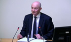 Leveson inquiry: Phillip Williams