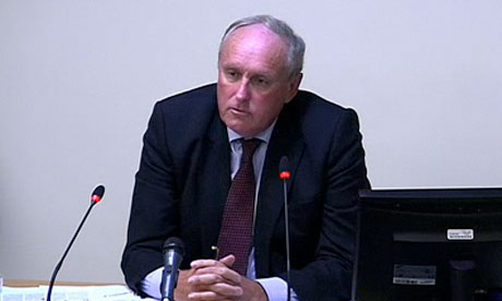 Leveson inquiry: Paul Dacre