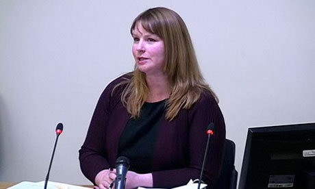 Leveson inquiry: Michelle Stanistreet
