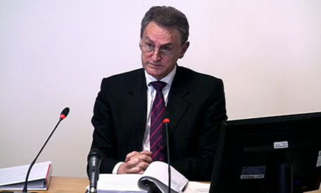 Leveson inquiry: Sir Denis O'Connor
