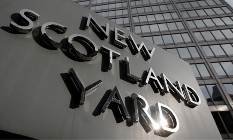 Phone hacking: six people have been arrested by Scotland Yard detectives under Operation Weeting.