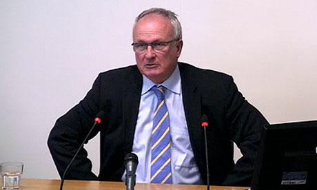 Leveson inquiry: Jeff Edwards