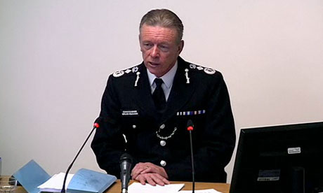 Leveson inquiry: Bernard Hogan-Howe