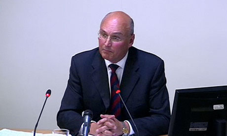 Leveson inquiry: Sir Paul Stephenson has been giving evidence