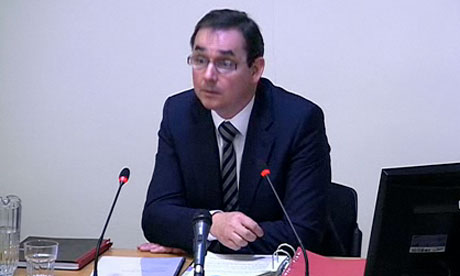 Leveson inquiry: Roger Baker
