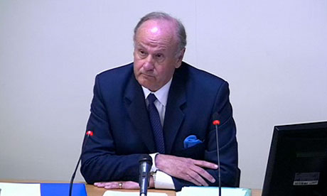 Leveson inquiry: Lord Stevens