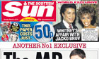 Sun on Sunday - Scottish edition