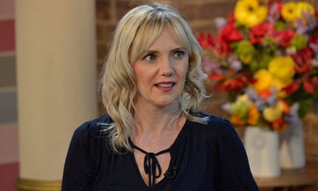 Samantha Brick on This Morning
