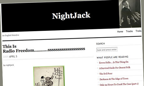 NightJack blog