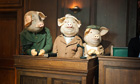 Guardian 'Three Little Pigs' TV ad