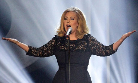 Adele to release new single in 2012
