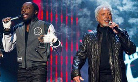 The Voice: will.i.am and Tom Jones