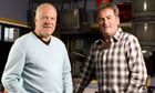 TalkSport's Andy Gray and Richard Keys