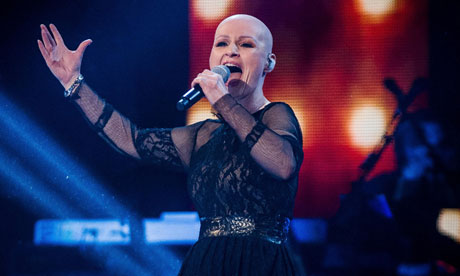 The Voice: Toni Warne