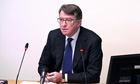 Leveson inquiry: Lord Mandelson