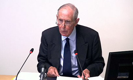 Leveson inquiry: Lord Brooke