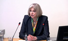 Leveson inquiry: Theresa May
