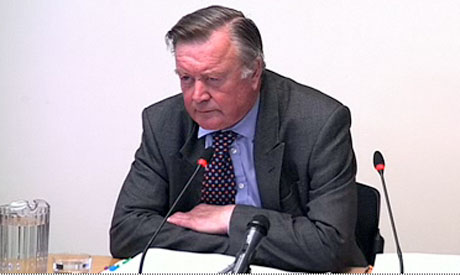 Leveson inquiry: Ken Clarke