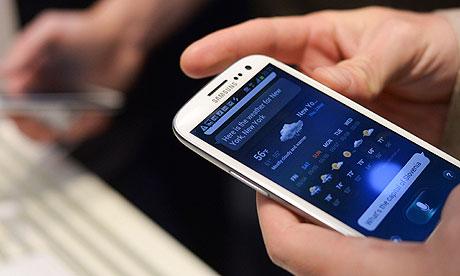 مواصفات وسعر هاتف سامسونج جاكسي اس 3 Samsung Galaxy Siii