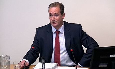 Leveson inquiry: Russell Middleton