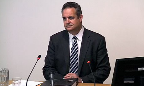 Leveson inquiry: Martin Clarke