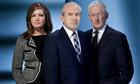 The Apprentice 2012: Karren Brady, Lord Sugar, Nick Hewer