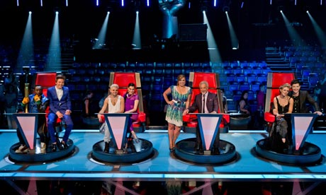 TV and radio blog + The Voice | Television & radio | The Guardian