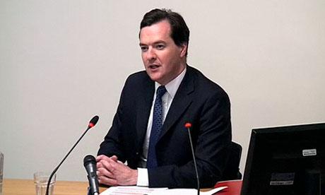 Leveson inquiry: George Osborne