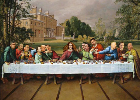 The Country Last Supper