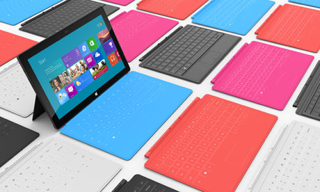 Microsoft Surface tablet: what the analysts say