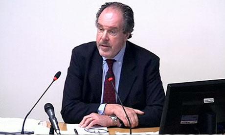 Leveson inquiry: John Lloyd